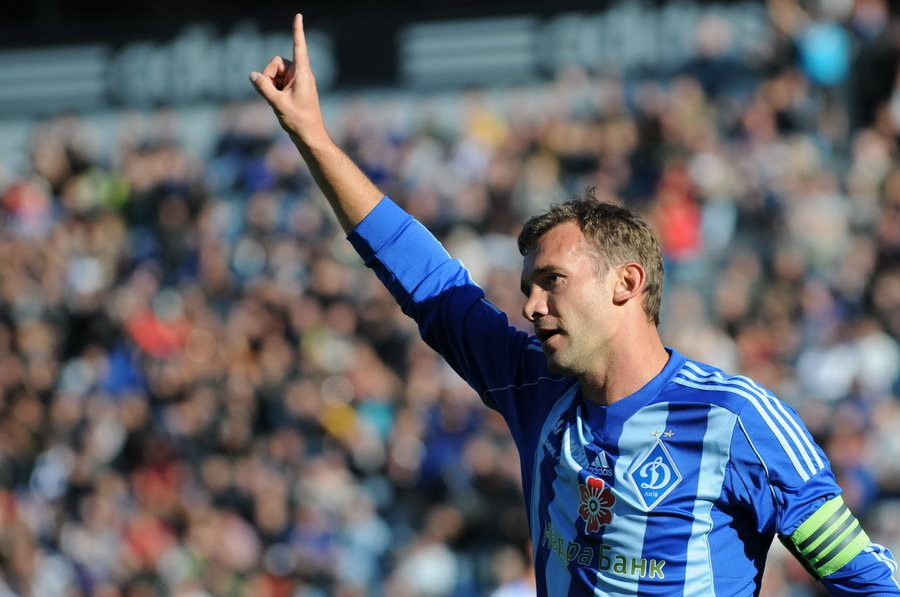 Andriy Shevchenko Dinamo Kiev