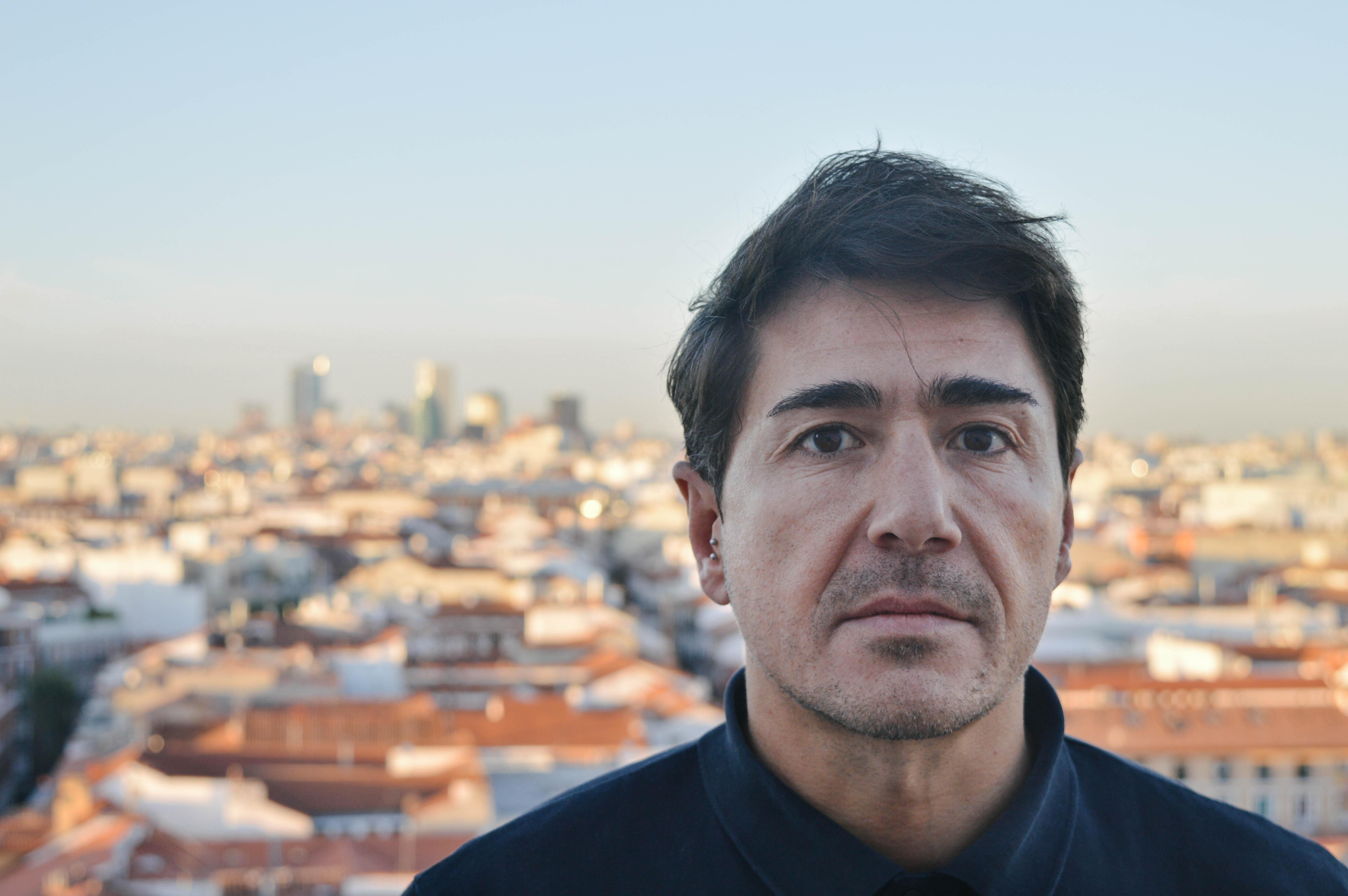Yago de Vega azotea Cadena SER Madrid