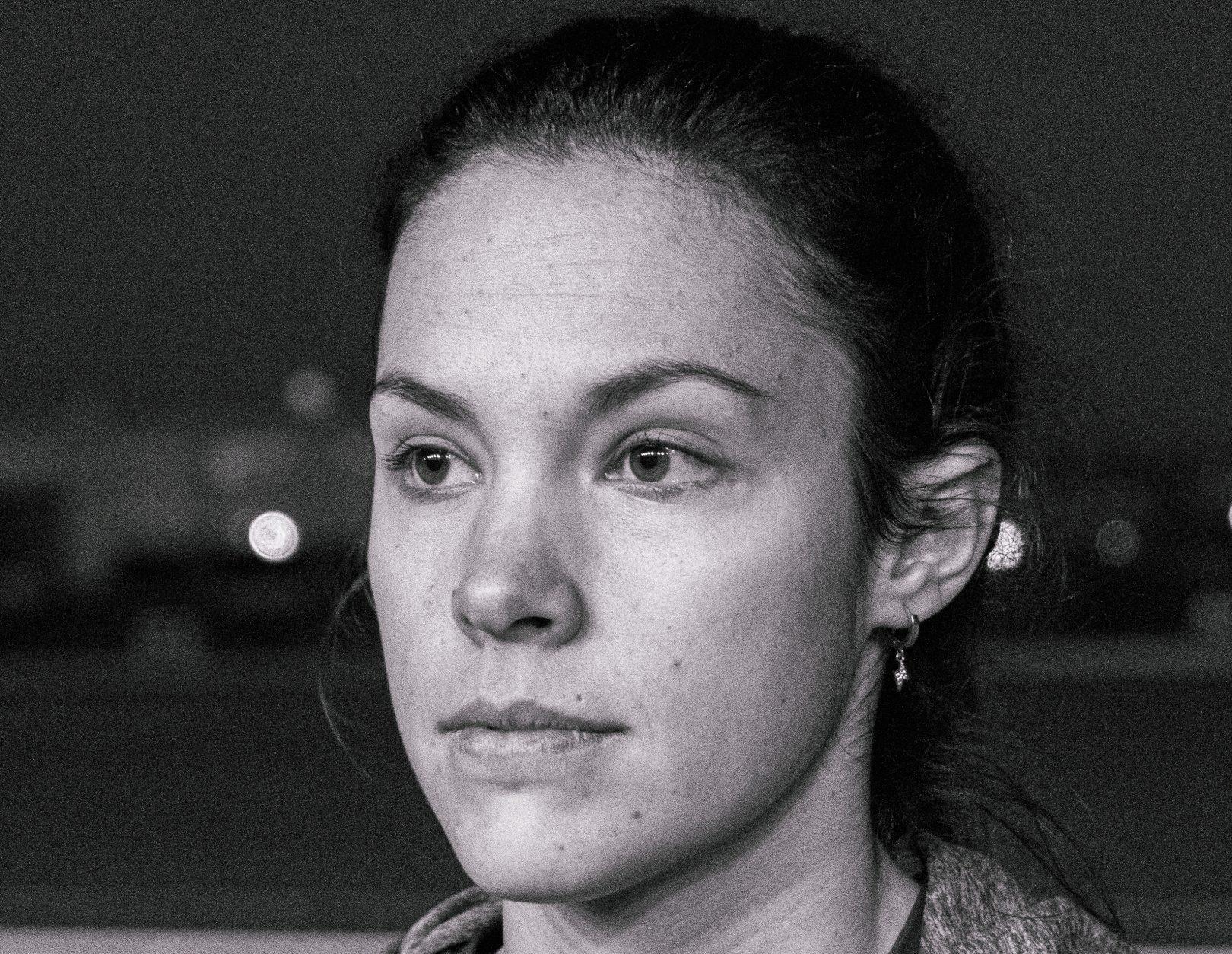Andrea Calleja retrato