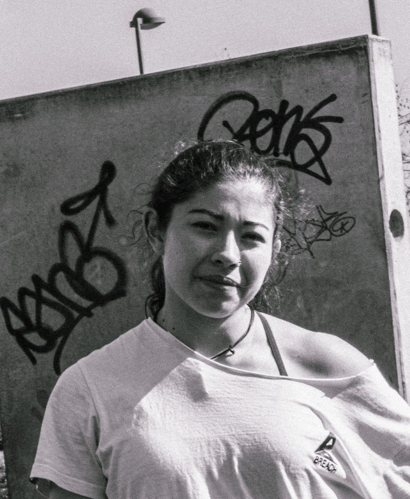 Stefanny Navarro retrato