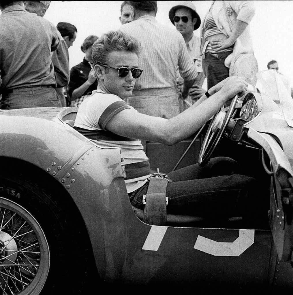 James Dean coche