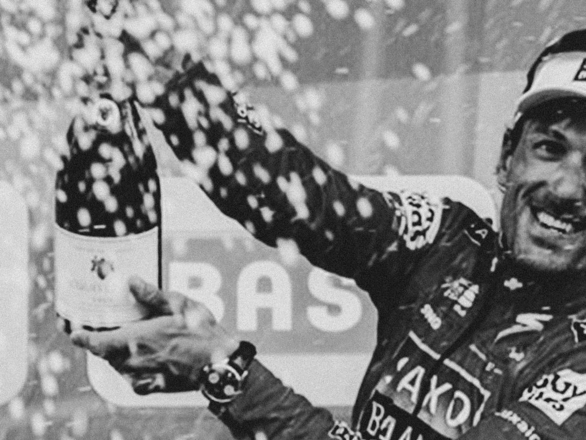 Fabian Cancellara champagne Saxo Bank