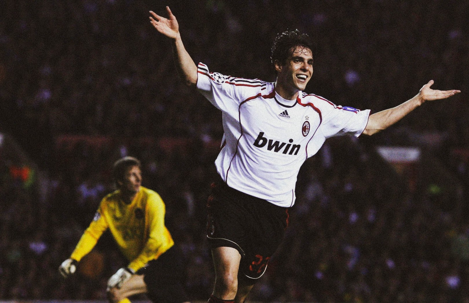 Kaka Old Trafford (Andrew Yates-Manchester-2007)