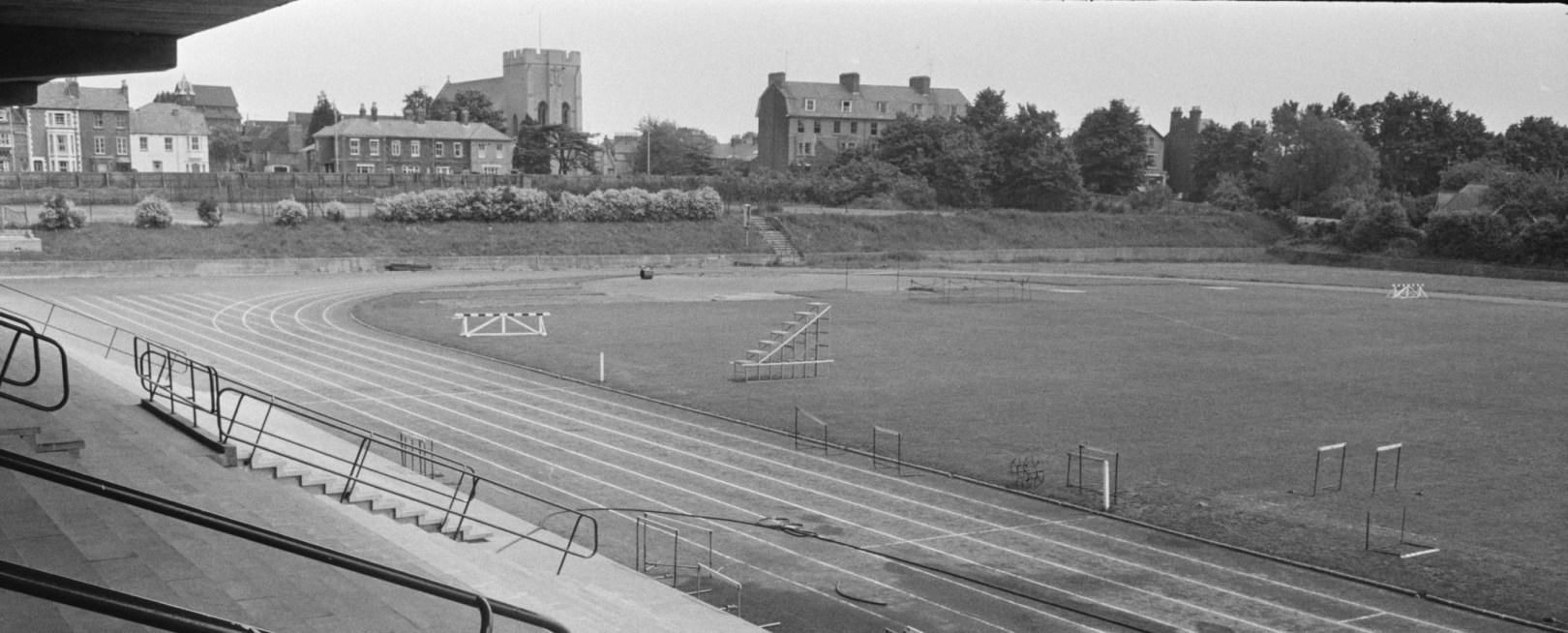 Iffley Road 1963