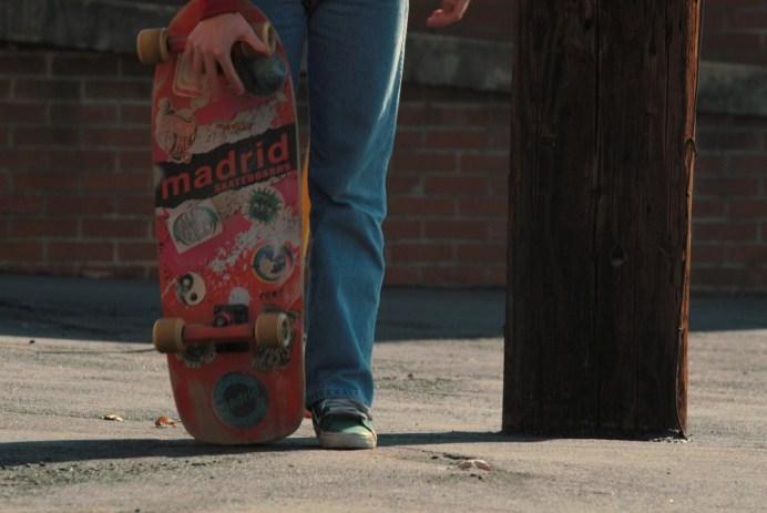 Madrid Skate MadMax Stranger Things