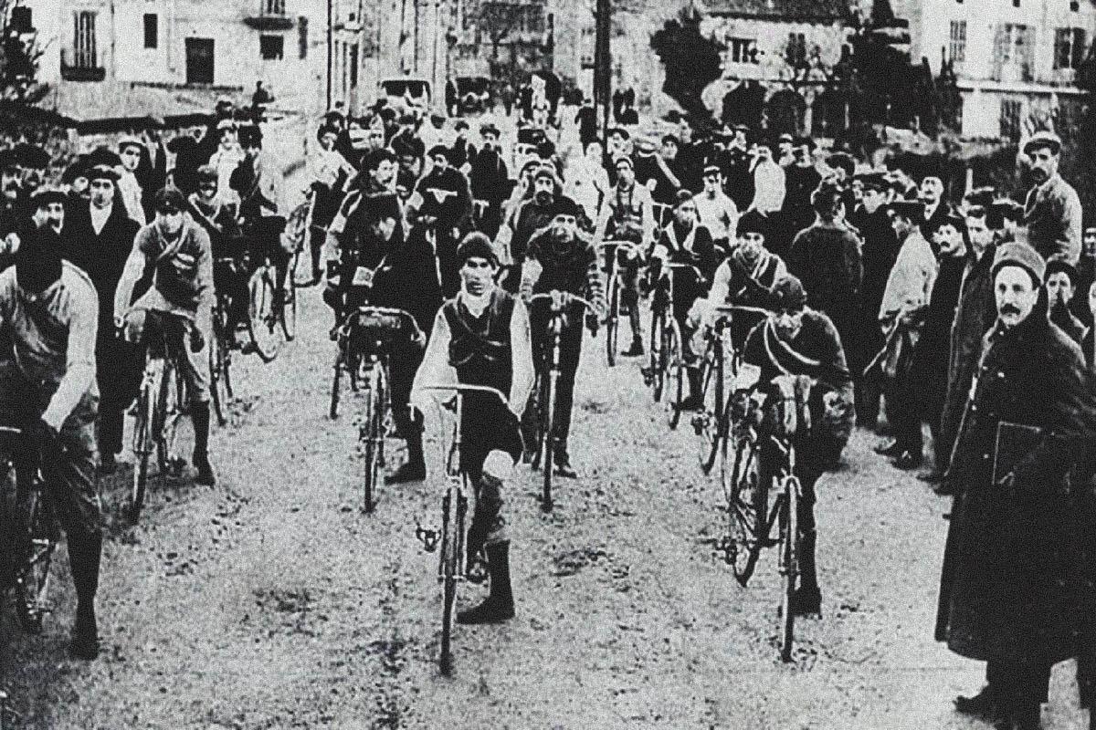 Primera Volta Catalunya 1911