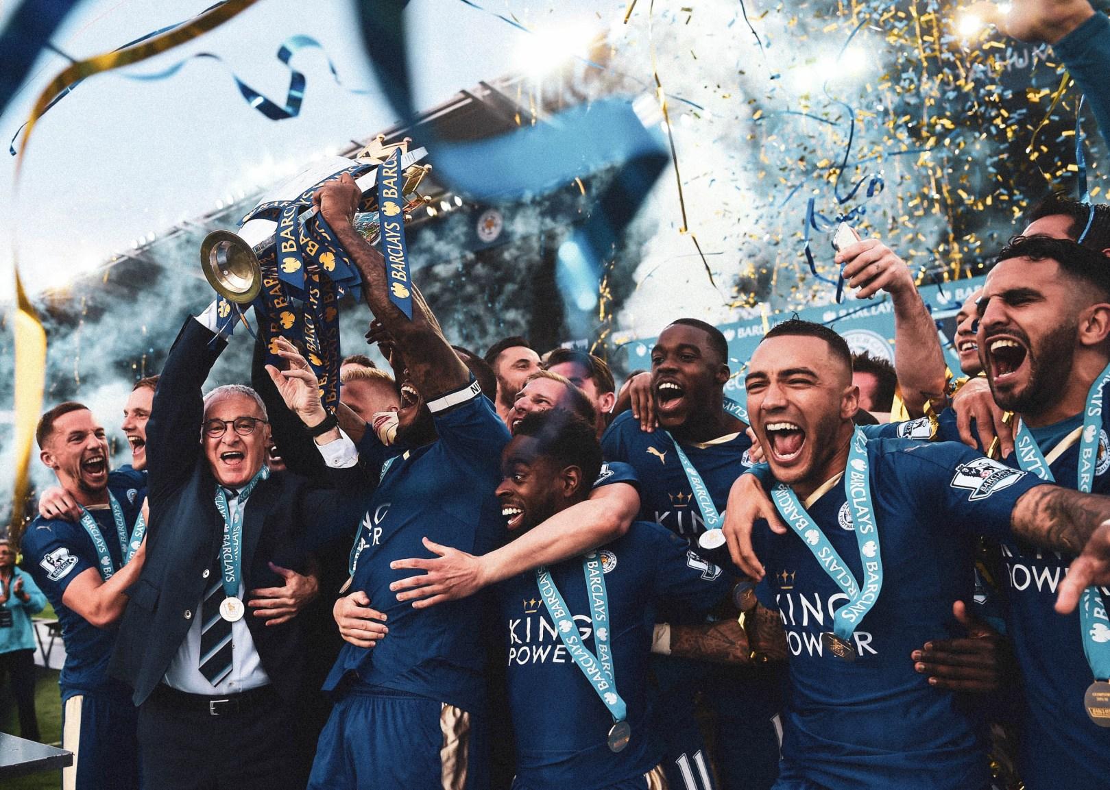 Leicester City campeón Premier League