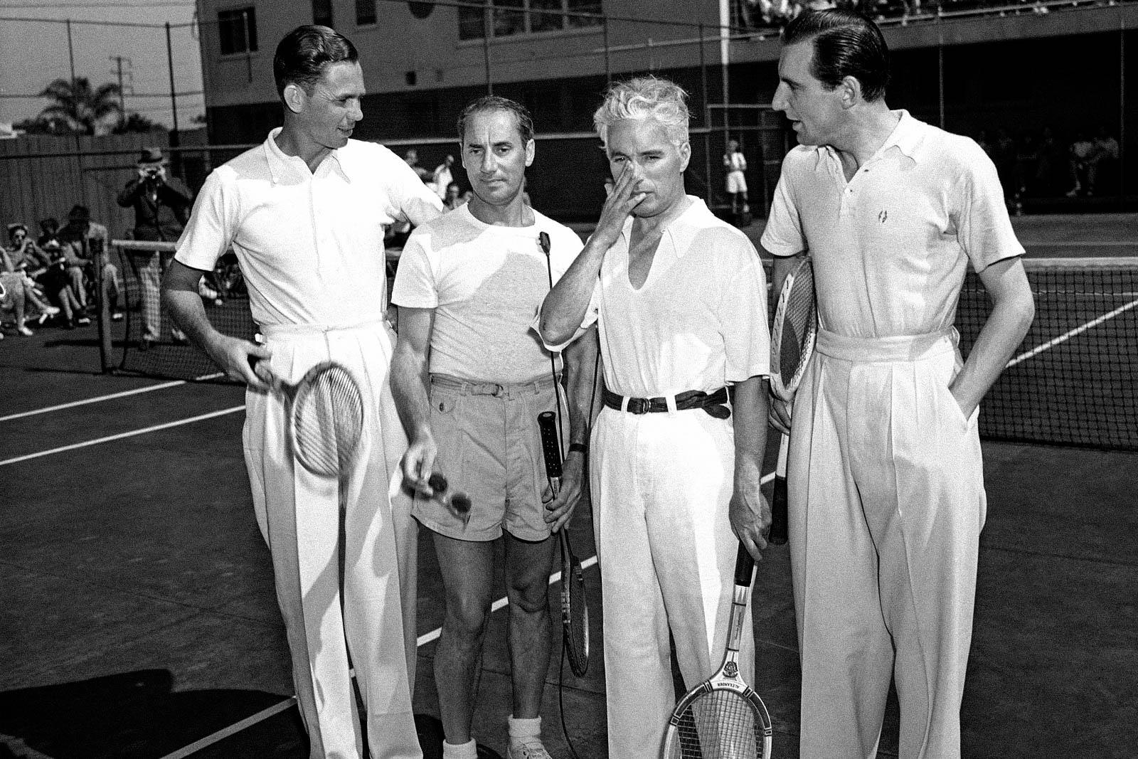 Vines-Groucho-Chaplin-y-Vines-AP-Beverly-Hills-1937