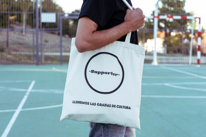 Tote bag Supporter 1