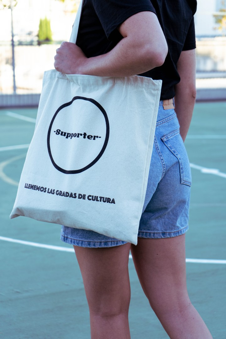 Tote bag Supporter 2